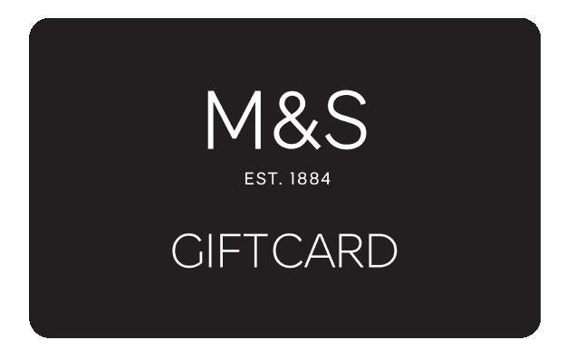 marks spencer gift cards voucher range variety. Black Bedroom Furniture Sets. Home Design Ideas